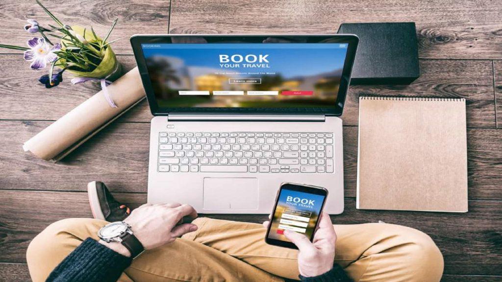 online booking platform