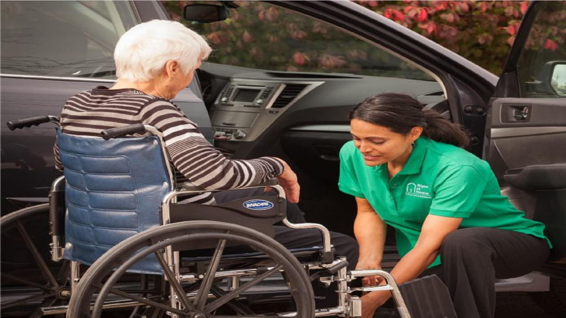 elderly car services