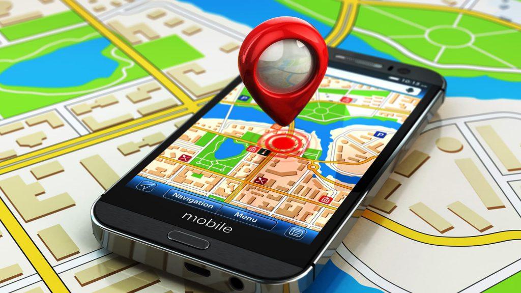 location based app
